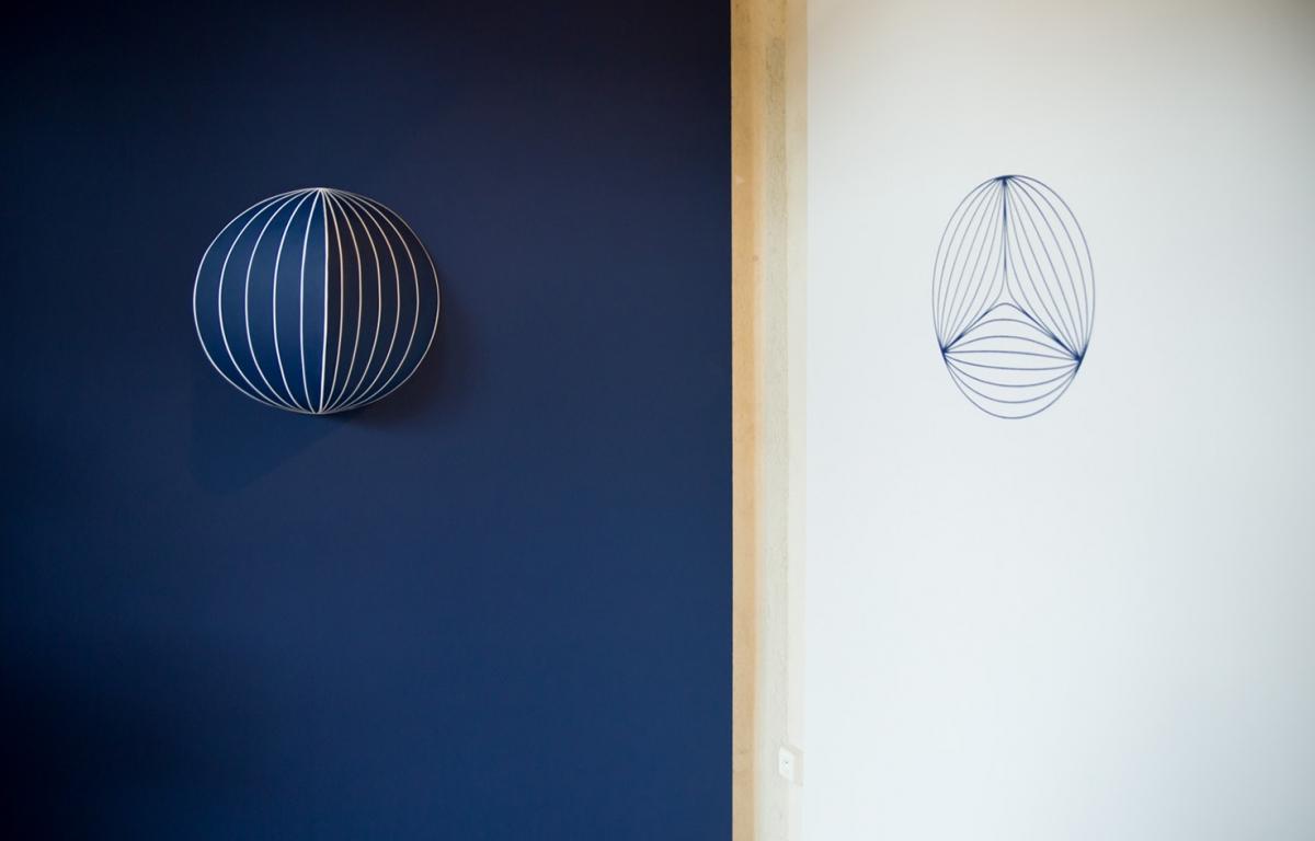 Projections redressées (globes)