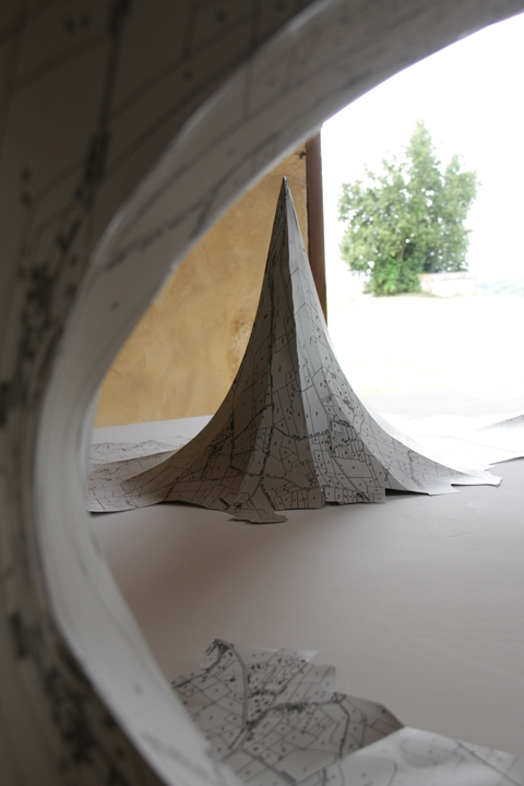 Projections redressées, Maignaut-Tauzia